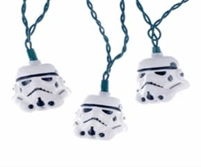 CASCO STORMTROOPER SET LUCES NAVIDAD STAR WARS