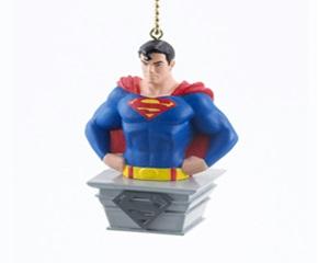 SUPERMAN ADORNO NAVIDAD 8 CM UNIVERSO DC