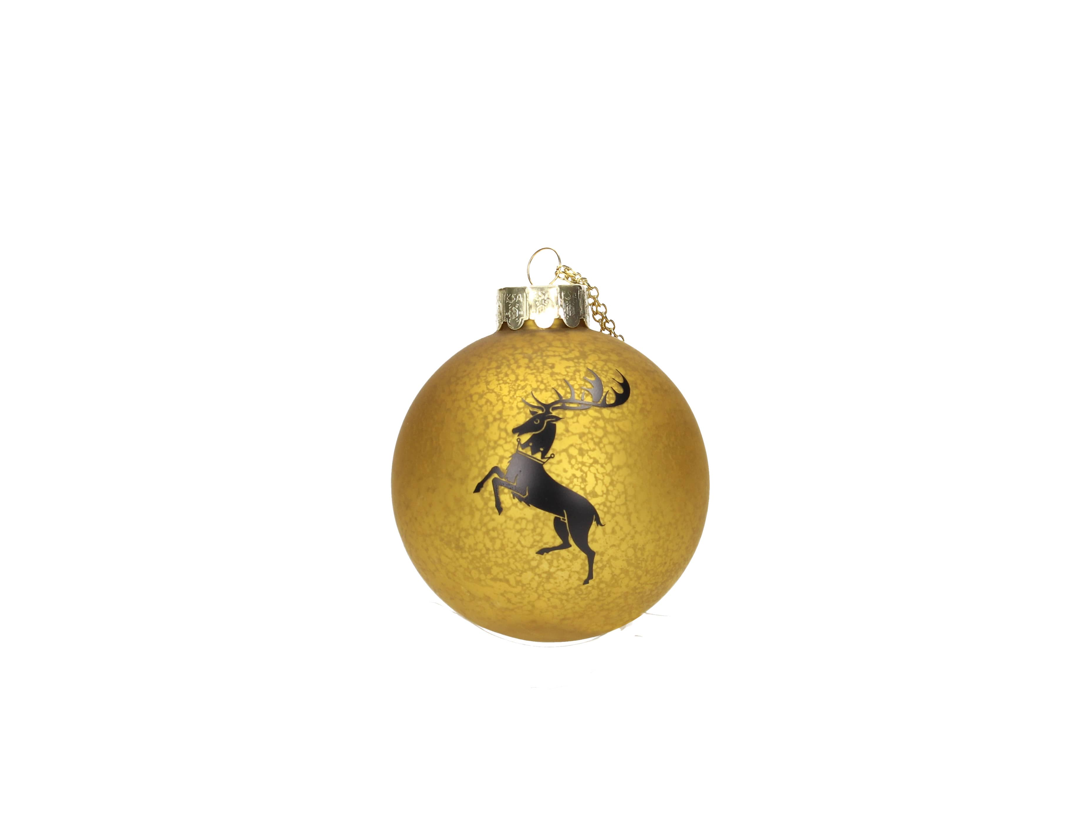 BARATHEON BOLA NAVIDAD GAME OF THRONES