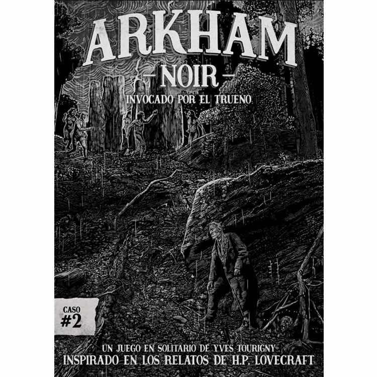 ARKHAM NOIR #2 INVOCADO POR EL TRUENO