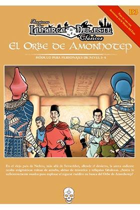 EL ORBE DE AMONHOTEP