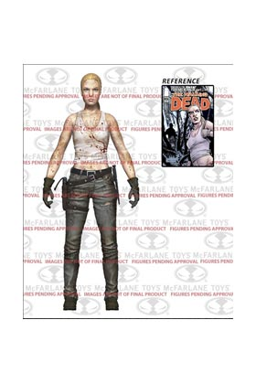 ANDREA FIGURA 13 CM (COMIC VERSION) SERIE 3 THE WALKING DEAD