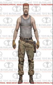 ABRAHAM FORD FIGURA 13 CM (TV VERSION) SERIE 6 THE WALKING DEAD