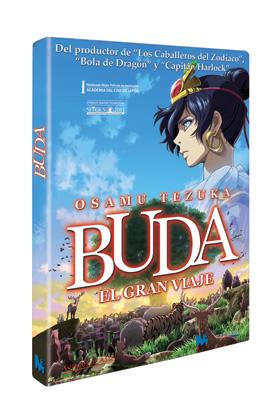 BUDA EL GRAN VIAJE -DVD