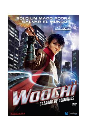 WOOCHI CAZADOR DE DEMONIOS -DVD