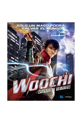 WOOCHI CAZADOR DE DEMONIOS -BLU RAY