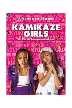 KAMIKAZE GIRLS -DVD