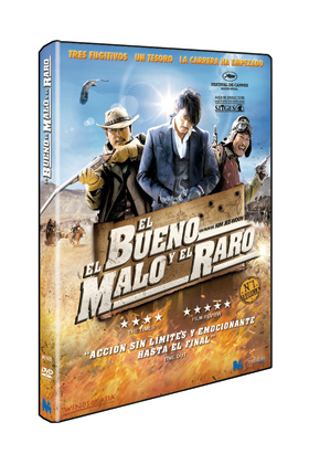 EL BUENO, EL FEO Y EL RARO -DVD