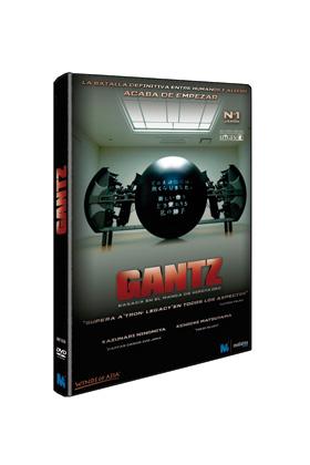 GANTZ DVD