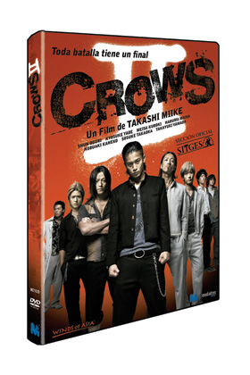 CROWS II -DVD