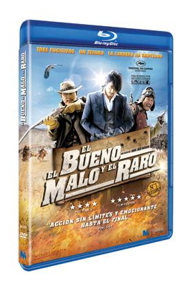 EL BUENO, EL FEO Y EL RARO -BLU RAY