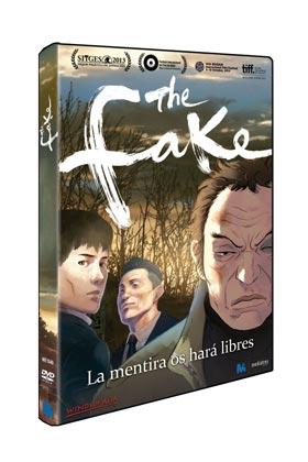 THE FAKE DVD