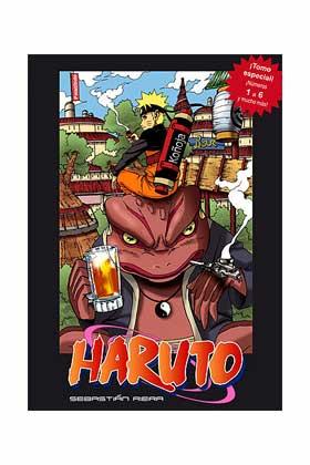HARUTO 01 RECOPILATORIO (1-6) (PARODIA NARUTO)