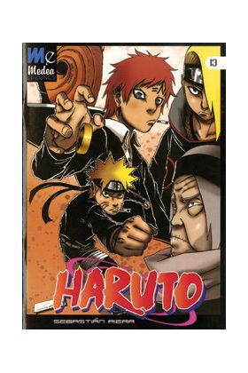 HARUTO 13 (PARODIA NARUTO)