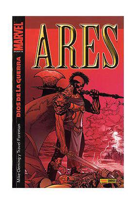 ARES. DIOS DE LA GUERRA (COMIC)