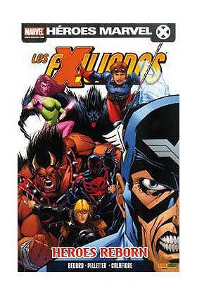 LOS EXILIADOS 16. HEROES REBORN