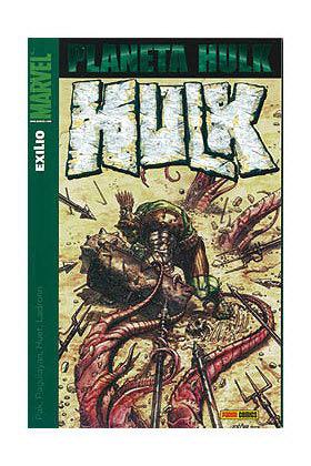 HULK 09. EXILIO (PLANETA HULK)