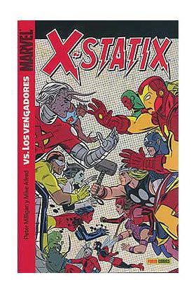 X-STATIX 05 VS LOS VENGADORES