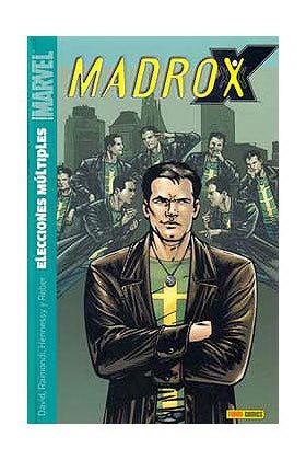 MADROX. ELECCIONES MULTIPLES