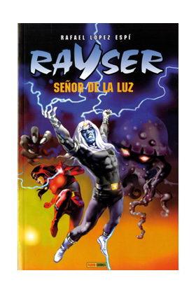 RAYSER, SEÑOR DE LA LUZ ( LOPEZ ESPI)