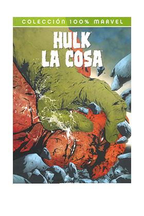 HULK / LA COSA: A GOLPES
