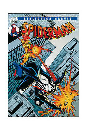 BIBLIOTECA MARVEL: SPIDERMAN 045