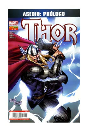 THOR VOL 4 029 (ASEDIO: PROLOGO)