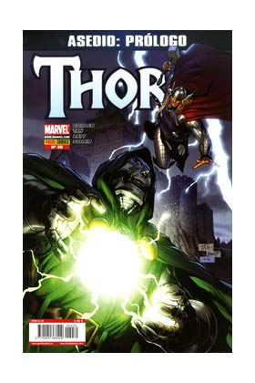 THOR VOL 4 030 (ASEDIO: PROLOGO)