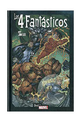 LOS 4 FANTASTICOS: HEROES REBORN 01