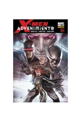 X-MEN: ADVENIMIENTO 01