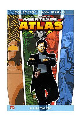 AGENTES DE ATLAS. EL PLAN MAESTRO