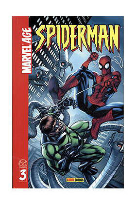 MARVEL AGE: SPIDERMAN 003