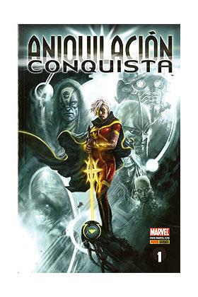 ANIQUILACION: CONQUISTA 01. LOS HERALDOS DE GALACTUS
