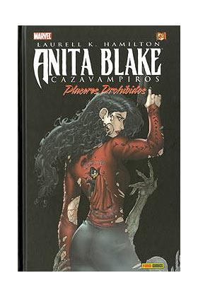 ANITA BLAKE: PLACERES PROHIBIDOS 01 (COMIC)
