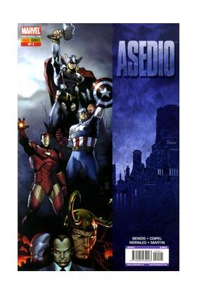 ASEDIO 01 (COMIC)