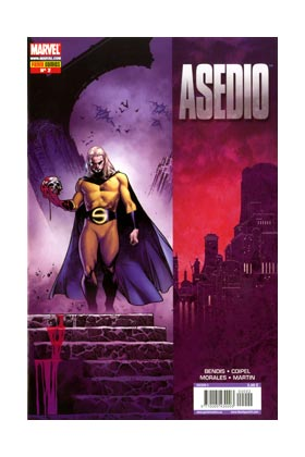 ASEDIO 02 (COMIC)