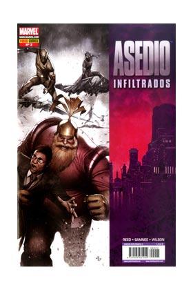 ASEDIO INFILTRADOS 02 (COMIC)