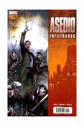 ASEDIO INFILTRADOS 03 (COMIC)