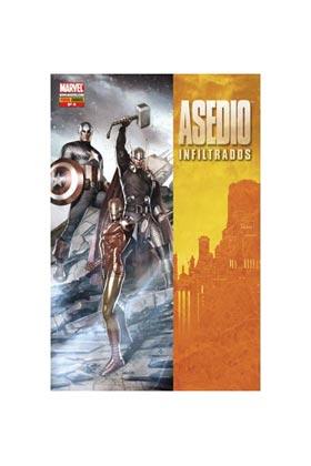 ASEDIO INFILTRADOS 04 (COMIC)