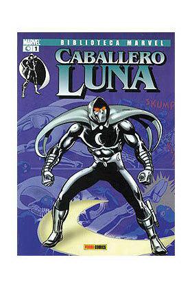 BIBLIOTECA MARVEL: CABALLERO LUNA 01