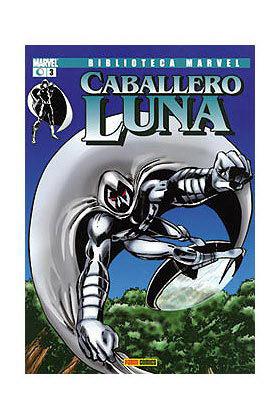 BIBLIOTECA MARVEL: CABALLERO LUNA 03 (ULTIMO NUMERO)