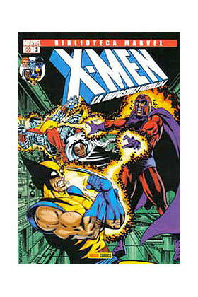 BIBLIOTECA MARVEL: X-MEN 003