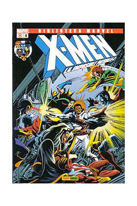 BIBLIOTECA MARVEL: X-MEN 004