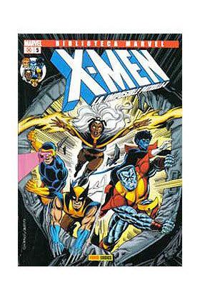 BIBLIOTECA MARVEL: X-MEN 005