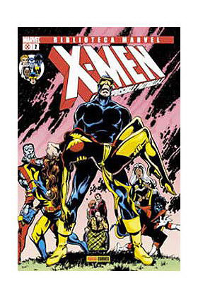 BIBLIOTECA MARVEL: X-MEN 007