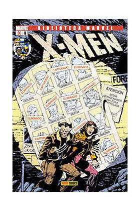 BIBLIOTECA MARVEL: X-MEN 008