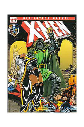 BIBLIOTECA MARVEL: X-MEN 009