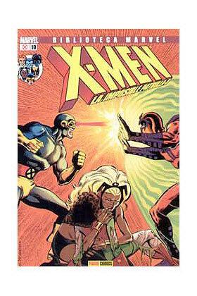 BIBLIOTECA MARVEL: X-MEN 010