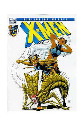 BIBLIOTECA MARVEL: X-MEN 013