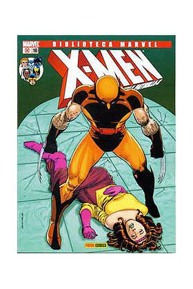 BIBLIOTECA MARVEL: X-MEN 016